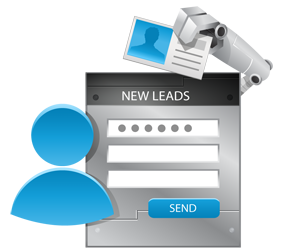 lead capture webform